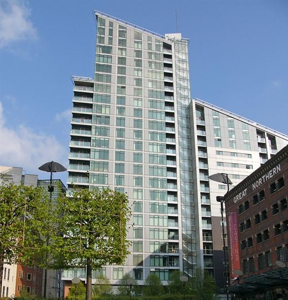 Granite City Apartments: Great Northern Tower, 1 Watson Street, Manchester, M3 4EE