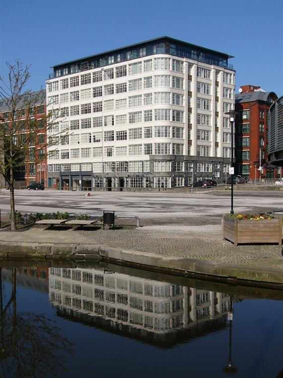 Met Apartments, 38 Hilton Street, Manchester, M1 2EH