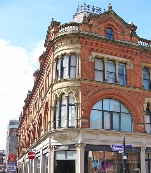 Market Buildings, 17 Thomas Street, Manchester, M4 1EU